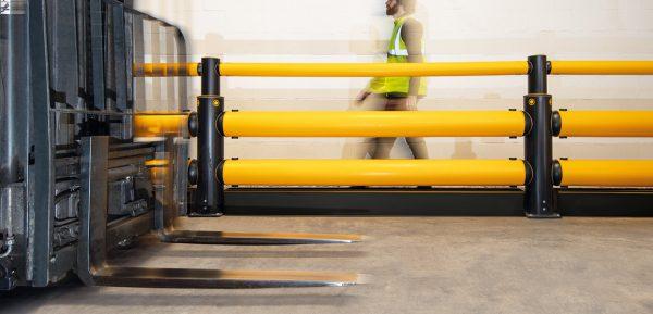 Bariery elastyczne – co je wyróżnia na tle innych barier ochronnych?